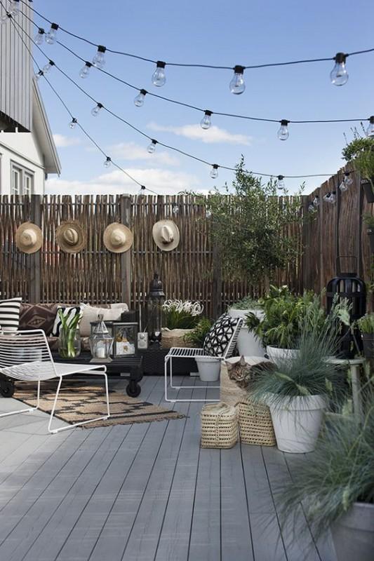 Arredare il terrazzo - Immobiliare Dierre